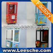 cheap toy crane machine coin operated claw machine redemption key master arcade game machine plush toys spares parts for sale