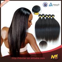 Unprocessed Thick Bottom Wholesale Top Grade 5a 100% Virgin Brazilian Hair Vendors