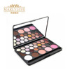 Makeup brands products cosmetic matte color eyeshadow and powder blush