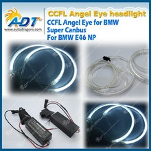For BMW E36 E39 E46 CCFL Angel Eyes Halo Rings Kit White