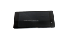 For ASUS Google Nexus 7 2nd Gen 2013 Version ME571 LCD Display Screen Touch Screen digitizer Assembly Bezel Frame