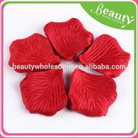 bulk rose petals ,ADE113HOT, heart shaped artificial rose flower petals
