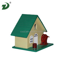 A new home is a very cheap dog house, warm home.