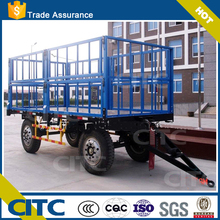2015 China CITC brand customizable quality good price cotton trailer for your choice