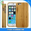 Eco-life Style Natural Wood Bamboo Cell Phone Case For Iphone 6.