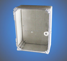 ip65 waterproof plastic electrical case enclosures