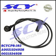 Crankshaft Position Sensor For Mercedes C CLK E Class W124 HELLA 1.8-6.0L 1991-2002 026 121 00 85 0261210085 31534928 31535028
