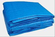 PE waterproof and rotproof tarp plastic sheet , flame retardant all purpose pe tarpaulin