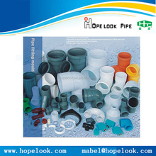 Hot sale SWR PVC fittings mould Rubber mold collapasible fittings rubber moulding process