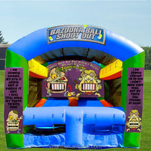 funfair kiddie game inflatable game
