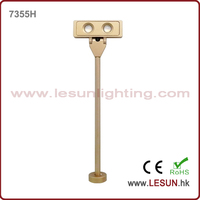 New issue 2W led jewelry pole light for showcase LC7355H