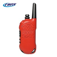 2015 New design Crony toy walkie talkie 5Km 16 channel UHF/VHF band