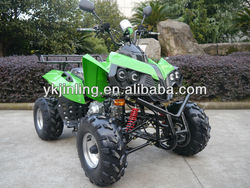 automatic air cooled four wheel mini jeep for adults with 110cc