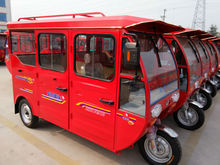 manufacturer sell electric tricycle for adult passenger