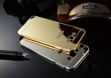 Cell Phone Ultra Slim Mirror Case For Samsung S4