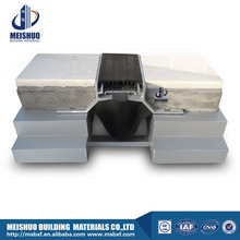 EPDM Rubber Aluminium Expansion Joint Filler in Building Materials