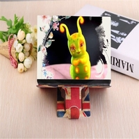 For all mobile phone Universal holder stand with 3D screen amplifying glass mobile phone screen amplifier