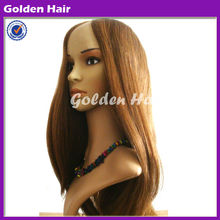 Best Wholesale Price Virgin Hair Human Hair U Part Lace Front Wig.