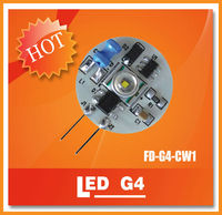 High wattage 100lm/W G4 LED Lamp use cree led