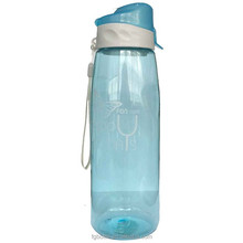 32 Oz Reusable large Wide Mouth water bottle plastic water bottle