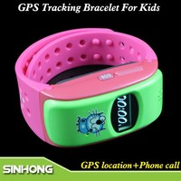 For Kids Location Positioning Tracking Device Wrist Band GPS