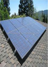 Factory Direct Sale !!! BESTSUN BPS 6000W solar panel lighting kit, mobile home solar system