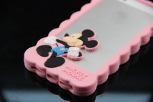New Arrivals 3D Cartoon Phone Case Design Silicone For Samsung S5/note3