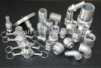 Stainless Steel NPT Fittings, Threaded End, SS304, ANSI Class 150