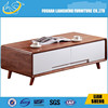 wholesale classical wood top coffee table CT002