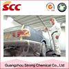 Car refinishing paint usage liquid concrete floor hardener