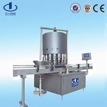 vacuum filling machine mechanical positioning stoppering