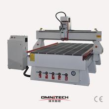 Tratamiento de la madera de grabado / talla / fresadora CNC Router 1325 para las ventas