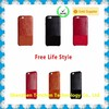 Genuine leather case for iPhone 6 wholesale back leather case for iPhone 6