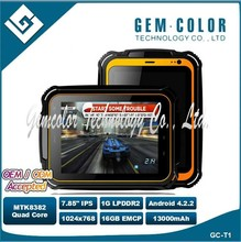 3G GSM android 4.2.2 Rugged Tablet PC
