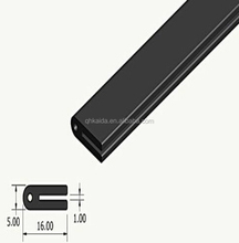 Hot sale sound insulation rubber strip door seal all over the world