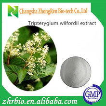 100% Natural Tripterygium wilfordii extract 98% Triptolide CAS: 38748-32-2