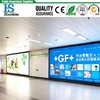 No frame wall single side magnetic light box advertising display,high quality utrathin elevator poster light box
