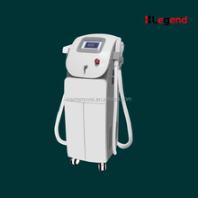 Salon Top best effective 3 in 1 hair removal ipl laser machine E-08C