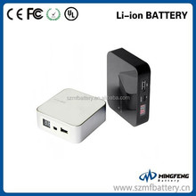 Best price power bank for macbook pro, 104000mAh power bank for tablet