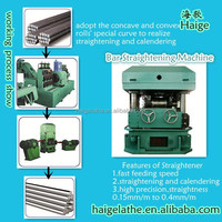 steel bar straightening and cutting machine high automation level