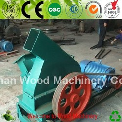 Manufacturer factory direct disc and drum type wood chipper