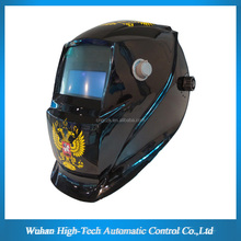 Double Headed Eagle DIN9-13 TIG ARC Protective Electronic Auto-Darkening Welding Mask/Welding Helmet With CE/ANSI/AS Approved