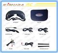 Versandkostenfrei fpv goggle videobrille sky01 mit 5,8 g 32ch Diversity-Empfänger wireless-kopf Tracing für x350 pro h500