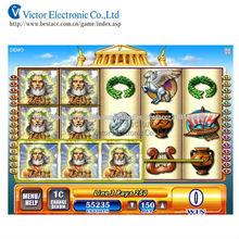 ZEUS casino tablero de juego