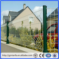 2015 NEW! Wire Mesh Fence/Welded Garden Mesh Fence/Decorative Garden Fencing(Guangzhou)