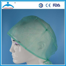 Breathable and healthy Medical Disposable Nonwoven Surgeon Cap