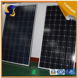 TIANXIANG solar panel solar monocrystalline