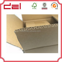 standard size 5-ply carton boxes packing for product shipping