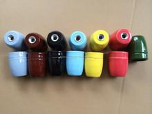 Color ceramic lamp holder, all sorts of color