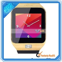 New Arrival Cheap Touch Screen Hand Smart Watch Mobile Phone For Loogear G3 1.63 Inch Screen And Color Golden